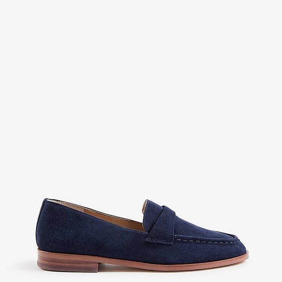 f8ec4732ec6 Ann Taylor Audriana Suede Loafer Size 11